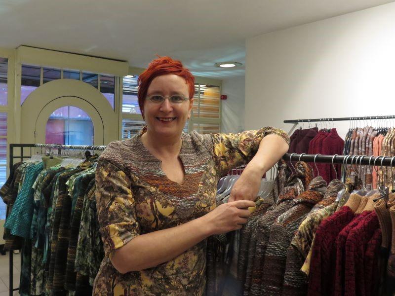 Fashion Designer  Nathalie